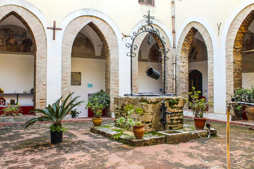 santuario calvaruso messina line - photo#14