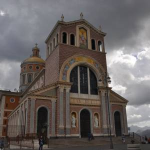 Tindari e il Santuario della Madonna nera