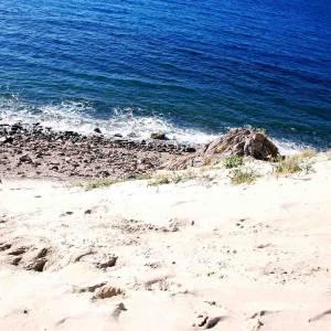 Le montagne di Sabbia (San Saba)