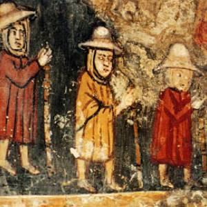 I sentieri dei pellegrini medievali