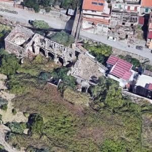 La Vecchia Chiesa di S.Nicolò di Zafferia (Me)